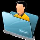 Customer, Folder Icon
