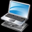 Cooler, Laptop Icon