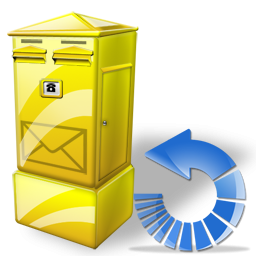 Box Letter Reload Icon Download Free Icons