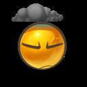 Dark, Mood Icon