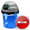 Can, Delete, Garbage Icon