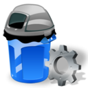 Can, Config, Garbage Icon
