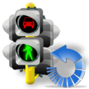 Lights, Reload, Traffic Icon