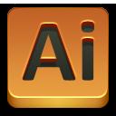 Adobe, Ai Icon