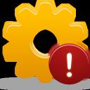Process, Warning Icon