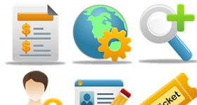 Pretty Office 3 Icons