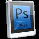 File, Psd Icon