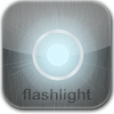 Flashlight, Glow Icon