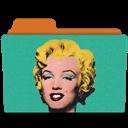 Marilyn, Rebelheart, Warhol Icon