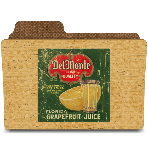 Del, Grapefruit, Jus, Monte, Rebelheart Icon