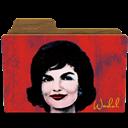 Jackie, Rebelheart, Warhol Icon