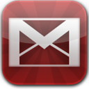 Alt, Glow, Gmail Icon
