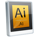 Ai, Files Icon