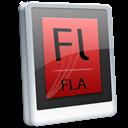Files, Fla Icon