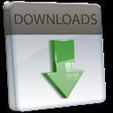 Downloads, Icon Icon