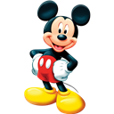 Icon, Mickey, Mouse Icon