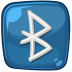 Bluetooth, Hdpi Icon