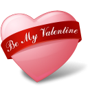 Bemyvalentine, Heart Icon