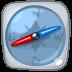 Compass, Hdpi Icon