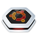 Drive, Ubuntu Icon