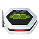 Networkdrive, Online Icon
