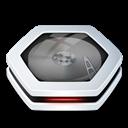 Harddrive, v Icon