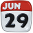 Calendar, Mdpi Icon