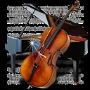 , &Amp, Chello, Music, Piano Icon