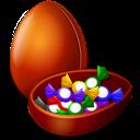 Chocolate, Egg, Icon Icon