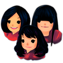 3girls, Ag Icon