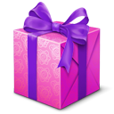 Gift, Present Icon