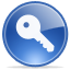 Access, In, Key, Locked, Log, Sign Icon