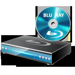 Blurayplayer, Disc Icon