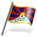 Flag, Tibetanpeople Icon
