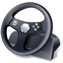 Gamingwheel Icon