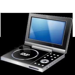 Portabledvdplayer Icon