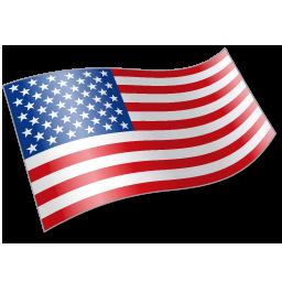 Flag, Unitedstates, Us, Usa Icon
