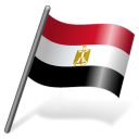 Eg, Egy, Egypt, Flag Icon