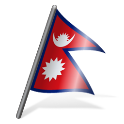 Flag, Nepal, Np, Npl Icon