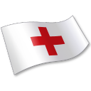 Flag, Internationalredcross Icon
