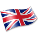 Flag, Gb, Gbr, Unitedkingdom Icon