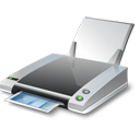 Inkjetprinter Icon