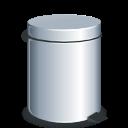 Dev, Empty, Gnome, Trash Icon