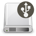 Dev, Gnome, Harddisk, Usb Icon