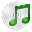 Audio, Cdrom, Dev, Gnome Icon