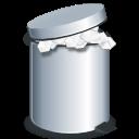 Full, Gnome, Stock, Trash Icon