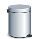 Empty, Trash, Xfce Icon