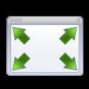Fullscreen, Stock Icon
