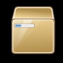 7z, Application, Compressed, Gnome, Mime, x Icon