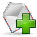 Compose, Mail, Stock Icon